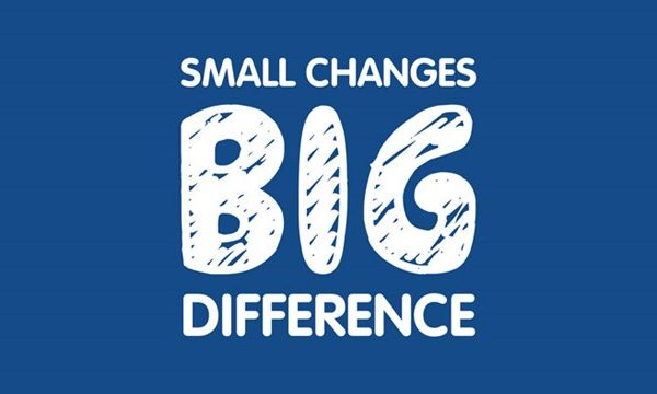 Small Change has a Big Impact