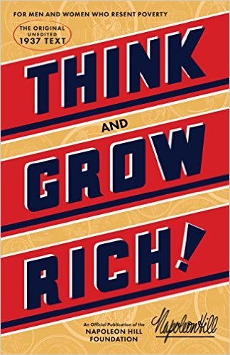 Think And Grow Rich Napoleon Hill