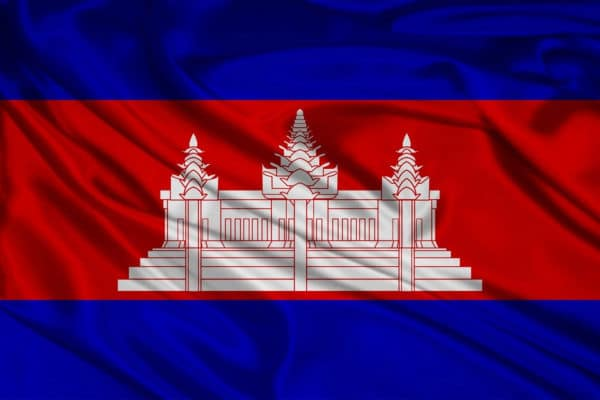 Cambodia City Names