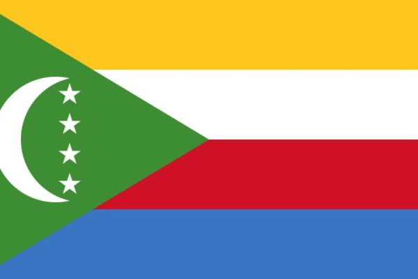 Comoros City Names