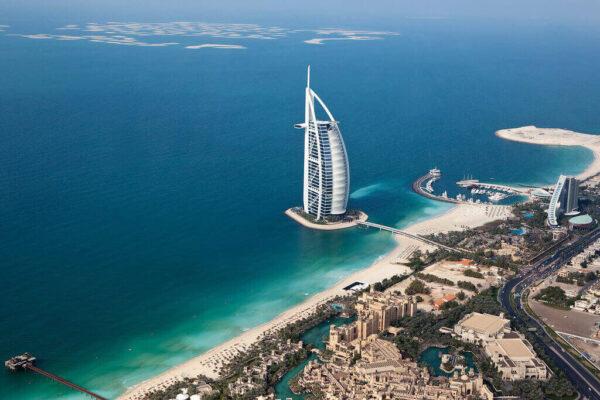 Visiting Places in Dubai